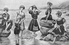 Victorian Swimwear / UK