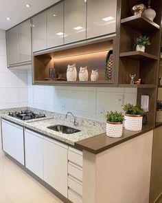 Redefine your ordinary kitchen with modular kitchen design.Call us at to meet our designer experts. Kitchen Interior, Home Decor Kitchen, Beautiful Kitchens, Kitchen Design Small, Kitchen Cabinet Design, Kitchen Remodel, Kitchen Decor, Kitchen Modular, Kitchen Design
