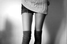 love high thigh socks