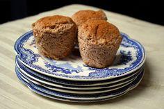 Madlaboratoriet: Lækre low carb æble-kanelmuffins