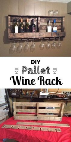 Easy And Creative Diy Pallet Project Home Decor Ideas 37