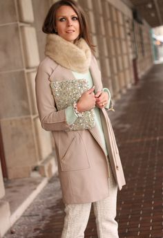 Winter pastels #layeredONstyle