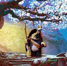 """you had me watch kung fu panda to hear a quote. """" you are too concerned with what was and what will be. Yesterday is history, tomorrow is mystery, today is a gift, that's why it's called the present."""" Ooway's quote"""