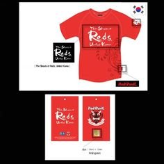 29dfc2205 Red Devil South Korea National Football Team Supporters Club Jersey Soccer  Jersey Football Shirt Worldcup Yuna Kim T-shirt - Buy Online in UAE.