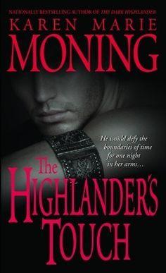 The Highlander's Touch by Karen Marie Moning (Highlander #3)