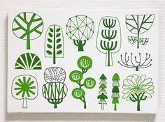 植物のシリーズ2