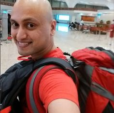 Our, Travel Monk Ameya is off to go on a biking adventure in Spain!