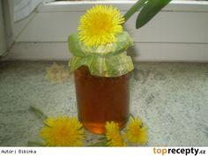Pampeliškový med Glass Vase, Planter Pots, Herbs, Decor, Syrup, Decoration, Herb, Decorating, Deco