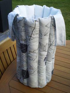 tuto sac à tricot -