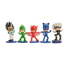 """Coming Soon! PJ Masks Collectible Figure Set - Just Play - Toys""""R""""Us"""
