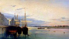 Nimeguen, on the Rhine    James Holland (1799–1870)    Victoria and Albert Museum