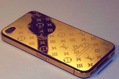 LV Gold iPhone Case .:JuSt*!N*cAsE: