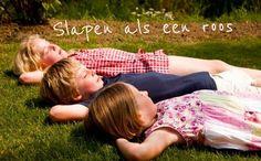 Slapen als een roos! #ECOstyle #Citaten #Spreuken