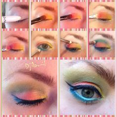 Carioca make-up
