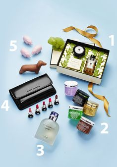 O's 10 Favorite Beauty Gifts