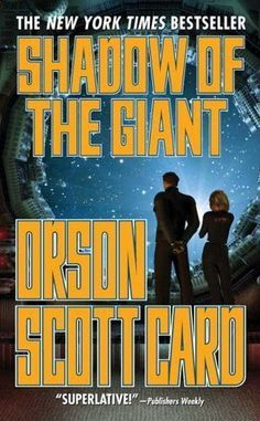 Shadow of the Giant - Orson Scott Card