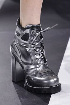 The best designer shoes and shoe trends from the Autumn/Winter 2016-17 fashion collections so far