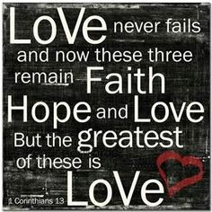 Love Never Fails - - Yahoo Image Search Results