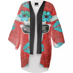Kimono design by ashleywhittenberger available for $72.00 at paom.com