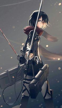 Mikasa Akerman ♡