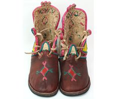 moroccan boots