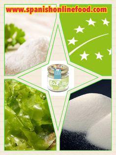[ES] Sal Ecológica con sabor a Lechuga de Mar www.spanishonlinefood.com/es/especias/sal-con-sabor-a-lechuga-de-mar.html [EN] #Organic #Salt Flakes with #SeaLettuce [FR] Sel Organique avec de la #LaitueDeMer [DE] #Organisches Salz mit #Meersalat #Sof #ComidaEspañola #España #Galicia #Sal #LechugaDeMar #Ecológico #Orgánico #SpanishFood #Spain #Natural #Bio #Espagne #Sel #Eco #Écologique #Spanien #Ökologisches #Salz #Öko #Gourmet #Delicatessen #Yummy #Food #Foodies Spanish Food Comida Española