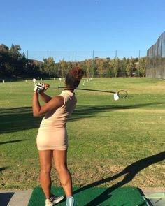 """2,123 Likes, 106 Comments - Troy Mullins (@trojangoddess) on Instagram: """"I've been told that I should quit long drive because it's tough to be both a long hitter and a tour…"""""""
