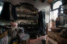 Home Decor Cottage Kitchen. キッチンのインテリアコーディネイト実例