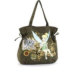 Buy Disney Tinker Bell Tote Bag at Walmart.com