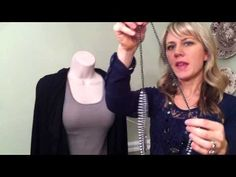 ▶ Betsy Jansey Premier Designs Main Event necklace.MOV - YouTube