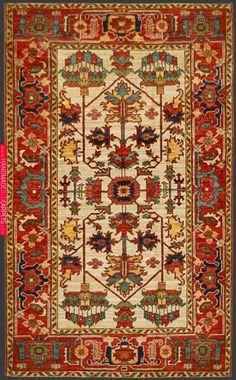Afghan Heriz Oriental Rug                                                                                                            …   rugs @ carpet      Afghan Heriz Oriental Rug                                                                                                            …   rugs @..