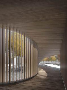 NADAAA - New Hampshire Retreat #landscapearchitecturecourtyard