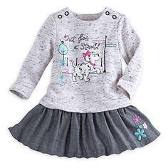 101 Dalmatians Knit Dress for Baby | Disney Store