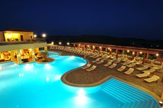 A collection of photos of the traditional Luxury Varos Village Hotel & Suites in Lemnos. Samos, Hotel Pool, Hotel Suites, Pool At Night, Village Hotel, Old Mansions, Greek Islands, Swimming Pools, Greece