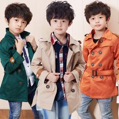 Aliexpress.com : Buy 2014 autumn double breasted boys clothing baby child trench outerwear overcoat wt 2675 on Kids Fashion Clothing - World...