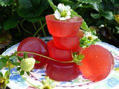 Berry kombucha gummies at The Green Kitchen