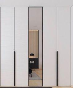 Wardrobe Design Bedroom, Wardrobe Cabinets, Bedroom Wardrobe, Wardrobe Closet, Modern Wardrobe, Wardrobe Door Designs, Closet Designs, Dressing Room Design, Cupboard Design