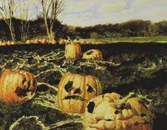 Warm Halloween — Jamie Wyeth | biblioklept