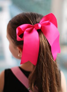 Cheer Bow (More Colors!)