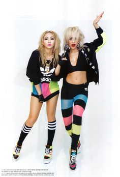 Rita Ora and CL// still what these two to do a collaboration uhggg they are both so amazing