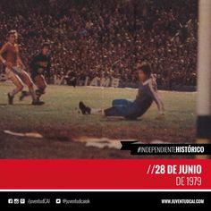 #IndependienteHistorico Fecha 4, serie semifinal, Copa Libertadores, #Independiente cae frente a Boca por 2 a 0.