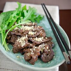 Easy Korean Beef Dinner you can make at home