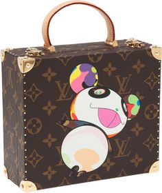9c8087bb85dd Louis Vuitton Limited Edition Takashi Murakami Jewelry Box. ... Image  1  Takashi