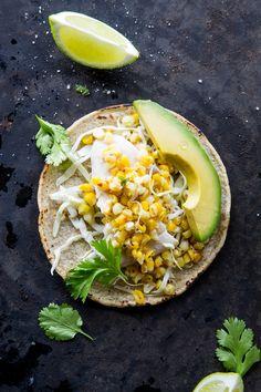 Fish Tacos — The Gantzery