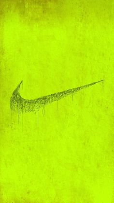 Nike Wallpapers: Nike Volt Green Iphone 5 Wallpaper The Hottest Hd Wallpapers – Nike Volt Green I… Iphone Wallpaper Green, Logo Wallpaper Hd, Hipster Wallpaper, Wallpaper Maker, Apple Wallpaper, Star Wars Wallpaper, Mobile Wallpaper, Pastel Background Wallpapers, Wallpaper Backgrounds