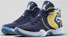 buy popular 50fab d453d Jordan Brand s got another Air Jordan PE for one of its college programs in  the works. This pair is for the Marquette Golden Eagles, who will be  traveling ...