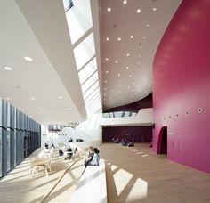 Theatre de Stoep, Spijkenisse, Holanda - UN Studio - Photo © Peter Guenzel