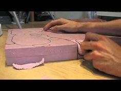▶ Terrarium Project Part 1 -DIY hides #37 - YouTube