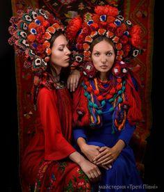 """Етношик від стилістів Домініка Дика та Ганна Бездоганна. Майстерня """"Треті півні"""""""