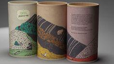 eco-design 茶葉包裝設計 | MyDesy 淘靈感